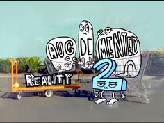 Aug(de)mented Reality 2 #vfx #animation #iphone5