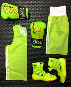 ELECTRIC!! Light up the ring with our range of volt green sparring and training gear. To check out the full selection follow the link in the picture. #rival #rivalboxing #volt #voltgreen #nike #nikeboots #hyperko #ko #boxingboots #boxing #adidas #ringwear #adidasshorts #adidasvest #geezersboxing Gym Workout Videos, Boxing Workout, Gym Workouts, Boxing Boots, Boxing Gloves, Winning Boxing, Boxing Training Gloves, Sparring Gloves, Nike Boots
