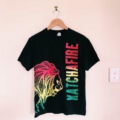 REGGAE Katchafire Rastafarian Lion Black Mens Tee Ladies T-Shirt Unisex Band Roots Rock Rasta Red Yellow Green Tshirt by CherieHarmony on Etsy