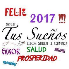 MUY FELIZ 2017 !!!