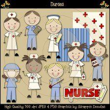Nurses Clip Art Download