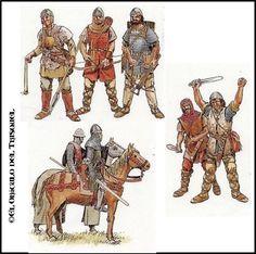 Infanteria i Cavalleria almogàver.