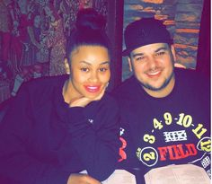Rob & Blac Chyna Go On Date Night After He Unfollowed & Deleted All Pics On Instagram