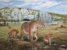 Panthera spelaean - Petr Modlitba