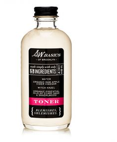 DIY Best Toner Use Water, Apple Cider Vinegar, Witch Hazel, Sage Essential Oil, Sandalwood Essential Oil  Or purchase for $24