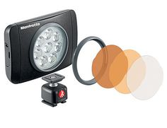 Lumie LED Lights - Lighting - Collections | Manfrotto