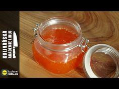Sladkokyselá chilli omáčka - Roman Paulus - Kulinářská Akademie Lidlu - YouTube Beauty Elixir, Lidl, Chili, Roman, Health And Beauty, Pudding, Desserts, Youtube, Food