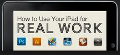 Can't decide if the iPad is worth it? Are you wondering what to do with the iPad? How to use an iPad is an easy question to answer.