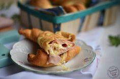 KarambaKarina's Welt: Käse-Schinken-Croissants