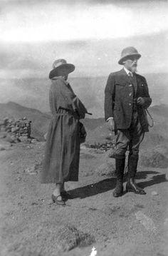 Helena Roerich, Nicholas Roerich, August, 1925, Ladakh