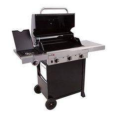 BBQ Grill Outdoor Cooking Performance TRU Infrared 450 3 Burner Cart Gas Grill #BBQGrill