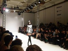 Pam Hogg SS13 London Fashion Week