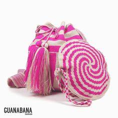 """Wayuu bags, Panama hats and bracelets, designed in Spain & handmade by artisans"". Tapestry Bag, Tapestry Crochet, Bago, Bucket Bag, Baby Shoes, Artisan, Elsa, Instagram Posts, Kids"
