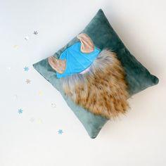 Poduszka z Wikingiem