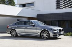 2017 BMW 5 Series officially revealed - plus exclusive Autocar pictures | Autocar