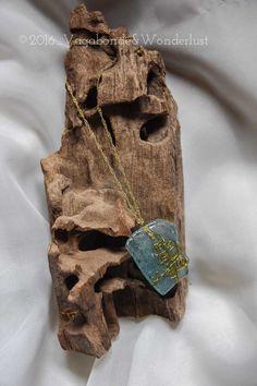 Collier femme chaine transparente