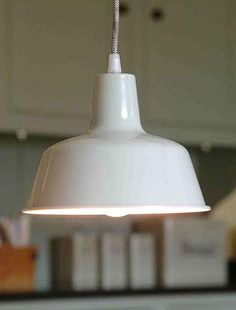 1930s lamp - the contemporary home