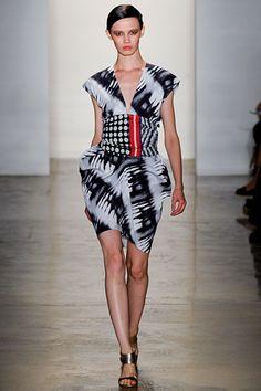 Obi Inspired! Zero + Maria Cornejo Spring 2012 RTW. Spring TrendsSpring  2014Out Of AfricaFashion FashionSpring FashionFashion WeeksHome ... Pictures