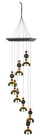 Amazon.com : Woodstock Bells of Morocco : Wind Bells : Patio, Lawn & Garden