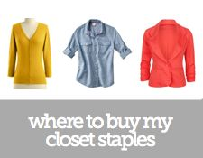 Putting Me Together: Wardrobe From Scratch, Part 1: Defining Your Style & Lifestyle Needs