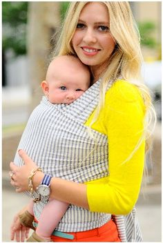 Solly Baby - Grey and Natural Stripe Solly Wrap Baby Boy, Our Baby, Little Babies, Cute Babies, Bebe Love, Baby Wrap Carrier, Second Baby, Baby Makes, Organic Baby