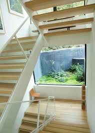 Modern Staircase Floating Staircase Design, Pictures, Remodel, Decor and Ideas - page 81 Cullen House Twilight, Saga Twilight, Vampire Twilight, Twilight Pics, Floating Staircase, Wood Staircase, Staircase Design, American Houses, Hollywood Homes