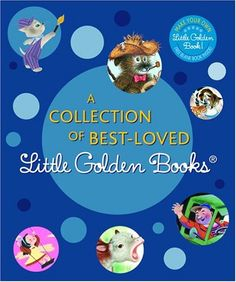A Collection of Best-Loved Little Golden Books: I Can Fly, Mister Dog, Baby Farm Animals, The Jolly Barnyard, The Happy Man and His Dump Truck, and The Color Kittens by Various Authors http://www.amazon.com/dp/0375833943/ref=cm_sw_r_pi_dp_UqPrub1JBSYSS
