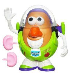 Toy Story 3: Mr Potato Head Buzz Lightyear by Playskool @ niftywarehouse.com