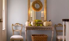 French Toile paint by Benjamin Moore