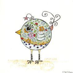 gigimelo:  aivlis:  Bella Bird