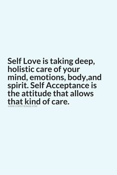 self love quotes \ holistic health \ self acceptance \ quotes to live by