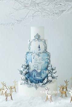 Christmas cake   Flickr - Photo Sharing!