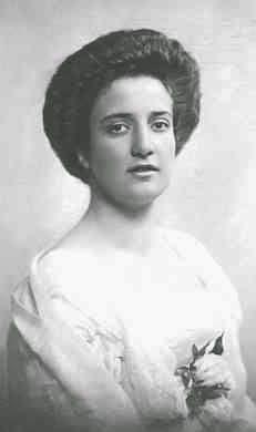 Archiduchesse Mechthildis d'Autriche-Teschen (1891-1966) fille de l'archiduc Karl Stephan (1860-1933) et de l'archiduchesse Maria Theresia d'Autriche (1862-1933)