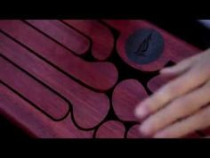 Tongue Drum WoodPack on the street 2 - YouTube