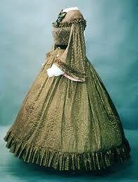 Civil War dress