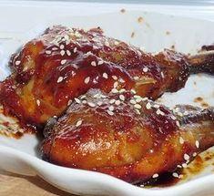 J'achète souvent des pilons de poulet et j'adore varier les recettes. En voici une nouvelle proposée par Esther . Pour ma part, j'enlève to...