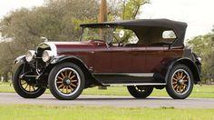 1924 Lincoln Phaeton