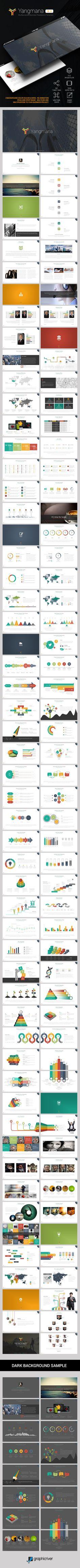 Yangmana - Powerpoint Template