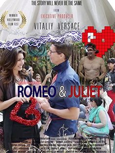Romeo and Juliet Amazon Instant Video ~ Annalisa Guidone, http://www.amazon.com/dp/B01FRKMZGY/ref=cm_sw_r_pi_dp_vx8oxb1WTB1MK
