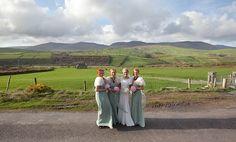 beautiful, vintage inspired wedding in Dingle, Co.Kerry Ireland.