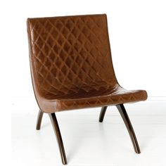 Arteriors Danforth Chestnut Chair - narrower than the Barcelona - flank the Demi-lune console in the window?