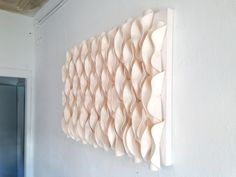 FeltForms are handmade felt acoustic panels that merge art and function | Inhabitat - Green Design, Innovation, Architecture, Green Building