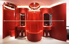 Seventh floor designed by Ron Arad #covethouse @covethouse #inspirationideas http://www.covethouse.eu/news-and-ideas/