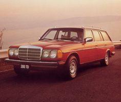 Mercedes 300 TD  1979