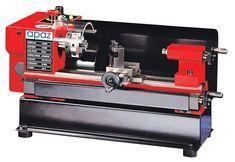 Apaz C0 Masaüstü Torna Tezgahı 110x125 mm