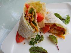 Healthy Blackened Tilapia Po'Boy Wrap from Tilapia Recipes, Fish Recipes, Seafood Recipes, Healthy Recipe Videos, Healthy Recipes, Blackened Tilapia, Cajun Tilapia, Baked Tilapia, Chef Blog