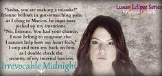 Irrevocable Midnight Sasha Teaser