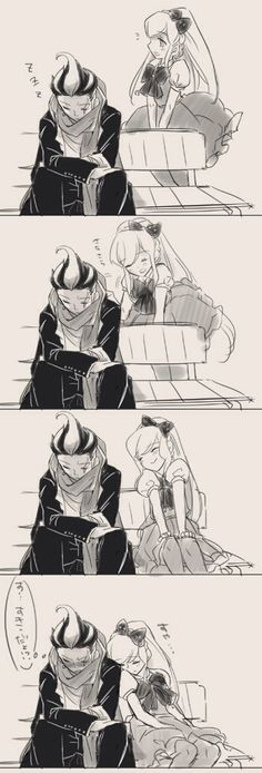 Sonia x Gundam