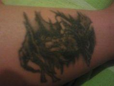Tatoo witch