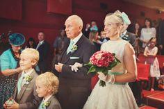 The electric cinema birmingham wedding dress